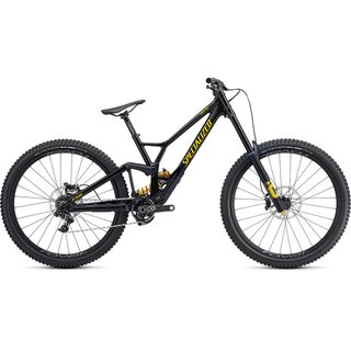 Specialized Demo Race 29,Gloss / Metallic Black / Burnt Yellow, S3
