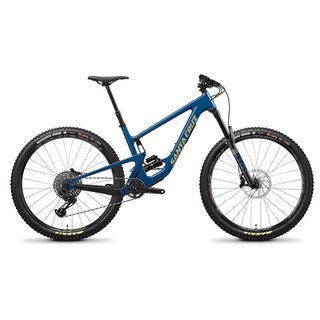 Santa Cruz Hightower 2 C S, 29 XL, Blue