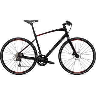Specialized SIRRUS 3.0 BLACK/ROCKET RED/BLACK Modell 2020