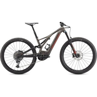 Specialized Turbo Levo Expert Carbon Gunmetal / Redwood / Black