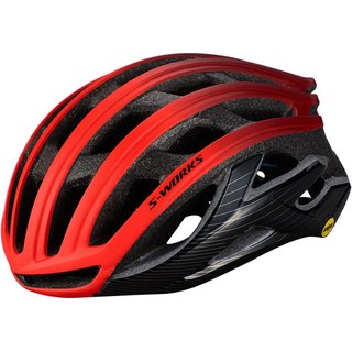 Specialized SW PREVAIL II ANGI MIPS ROCKET RED/CRIMSON/BLACK