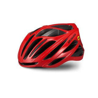 Specialized ECHELON II MIPS FLO RED/BLACK REFLECTIVE