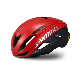 Specialized SW EVADE II ANGI MIPS FLO RED/CHROME