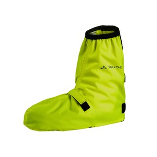 VAUDE Bike Gaiter short, neon yellow